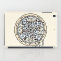 Paisley Balance Mandala  iPad Case