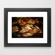 San Sebastian, Spain Framed Art Print