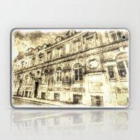 Victorian London Vintage Laptop & iPad Skin