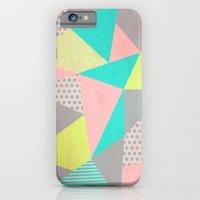 Geometric Pastel iPhone 6 Slim Case