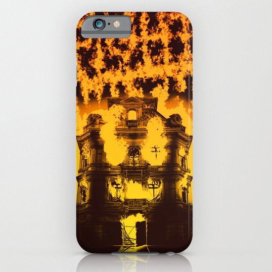 Fight with fire iPhone & iPod Case