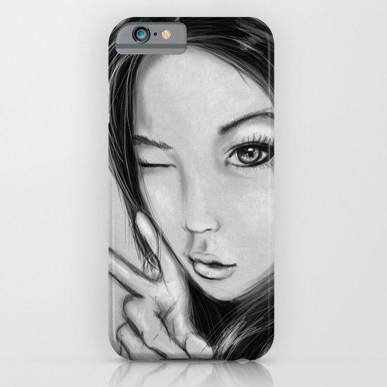 Japan Girl iPhone & iPod Case
