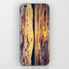 Melted Like Dali iPhone & iPod Skin