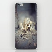 A Shell Of My Former Sel… iPhone & iPod Skin