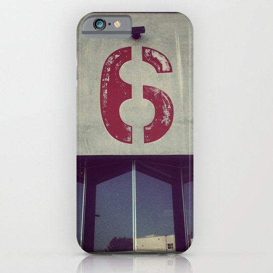 Six iPhone & iPod Case