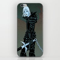 Cursed Knight iPhone & iPod Skin