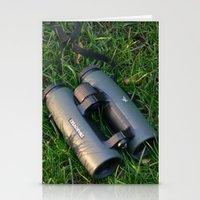 Swarovski Binoculars Stationery Cards