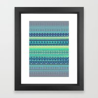 CHANTRA Framed Art Print