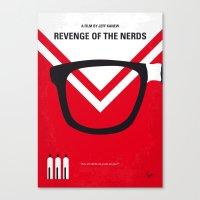 No504 My Revenge Of The … Canvas Print