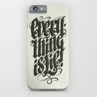 Everything... iPhone 6 Slim Case