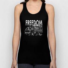 Freedom Unisex Tank Top