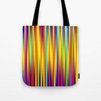 Stripes 71 Tote Bag