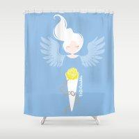 Endometriosis & Depressi… Shower Curtain