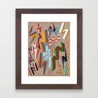 sampler3 Framed Art Print