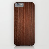 iPhone & iPod Case featuring Wood #3 by Dr. Lukas Brezak