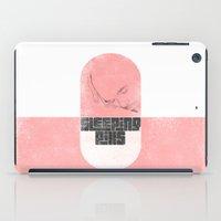 Sleeping pills iPad Case