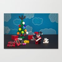 Henchmen Gifts Canvas Print