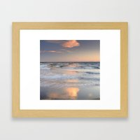 Waves... Framed Art Print