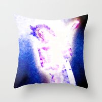 Long Live the Prince Throw Pillow