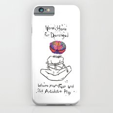 Home, Home for Deranged iPhone 6s Slim Case