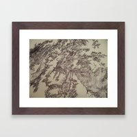 Digital Bunny-Segment 210 Framed Art Print