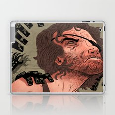 Escape From New York Poster Laptop & iPad Skin