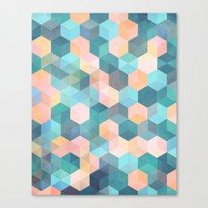 Child's Play 2 - Hexagon… Canvas Print