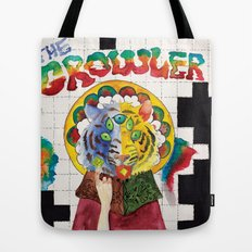The Growler Tote Bag
