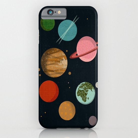 The Planets  iPhone & iPod Case