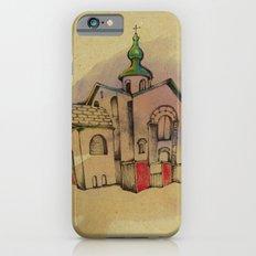 Russian church iPhone 6 Slim Case