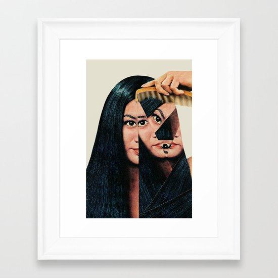 Normalization Framed Art Print