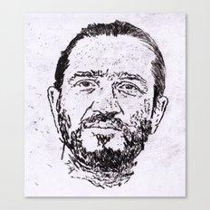 John Fruciante Canvas Print