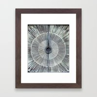 Minas Tirith Awaits Framed Art Print