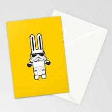 Sr. Trolo / Stormtropper Yellow Stationery Cards