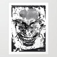 AFX Art Print