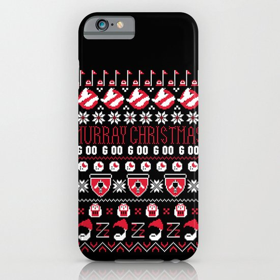Murray Christmas Sweater iPhone & iPod Case
