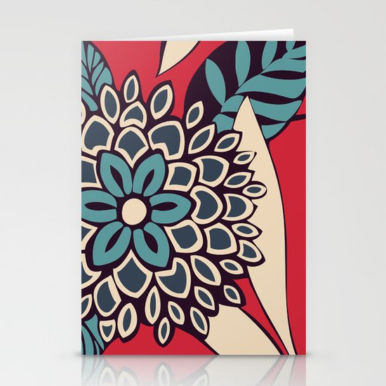 Bloom Stationery Card