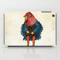 El pájaro iPad Case