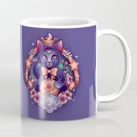 Maneki Luna Mug
