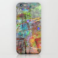 iPhone & iPod Case featuring Color Dance by Garyharr