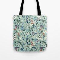 Herb Garden Tote Bag