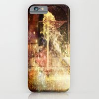 Fountains of Sparkling Champagne. iPhone 6 Slim Case
