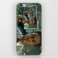 With Insomnia, Nothing's… iPhone & iPod Skin