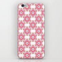 Citrus Morning Mandala iPhone & iPod Skin