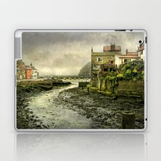 The Beck at Staithes Laptop & iPad Skin