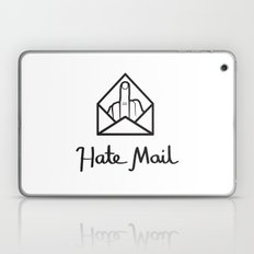 hate mail Laptop & iPad Skin