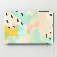 Sammy's Twin - Soft Gree… iPad Case