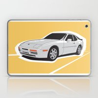 Turbo Driver Laptop & iPad Skin