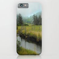 Mystery In Mist iPhone 6 Slim Case