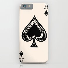 Ace of Spades iPhone 6 Slim Case
